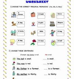 Personal Pronouns Worksheets for Preschoolers Inspirational Possessive  Pronouns His Her Worksheets Worksheet Games to – Printable Worksheets for  Kids [ 1440 x 1018 Pixel ]