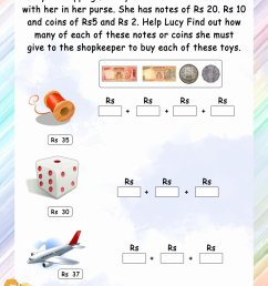 Play Money Philippines Worksheets   Printable Worksheets and Activities for  Teachers [ 1325 x 1024 Pixel ]
