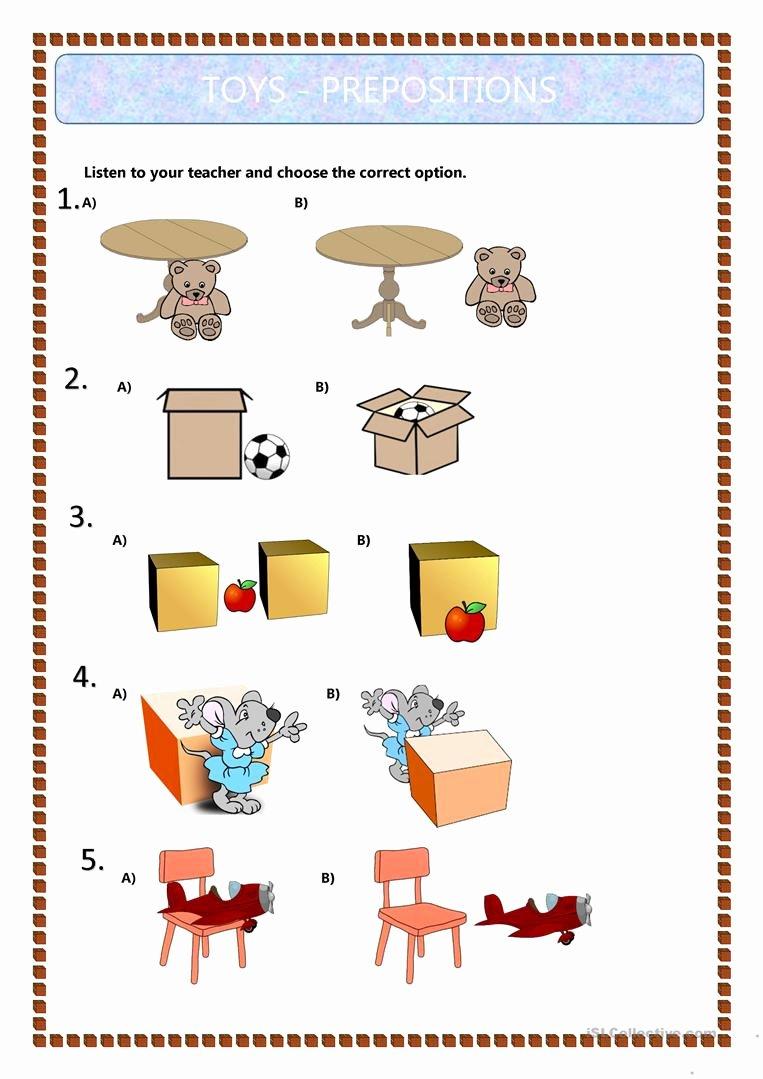 hight resolution of Preposition Worksheets for Preschoolers New Prepositions Worksheet Grade 7  – Printable Worksheets for Kids