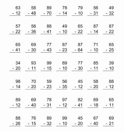 Simple Addition and Subtraction Worksheets for Preschoolers   Printable  Worksheets for Kids [ 1325 x 1024 Pixel ]