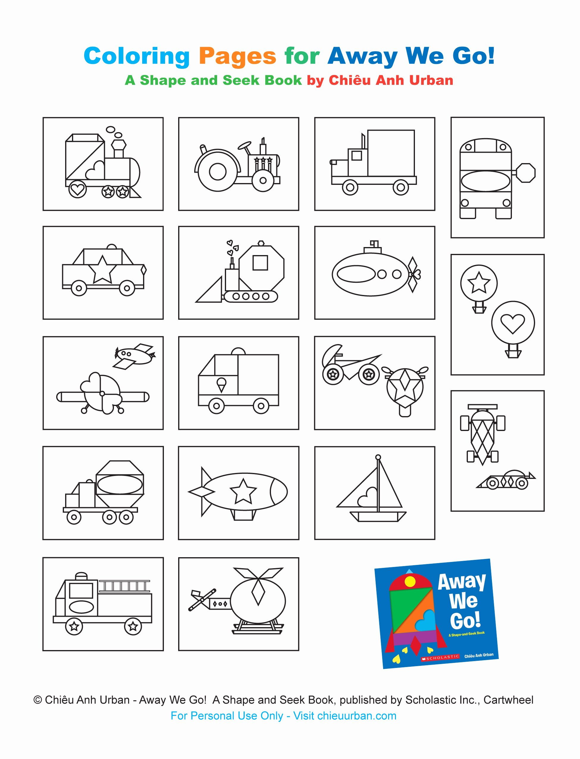 Things That Go Together Worksheets For Preschoolers
