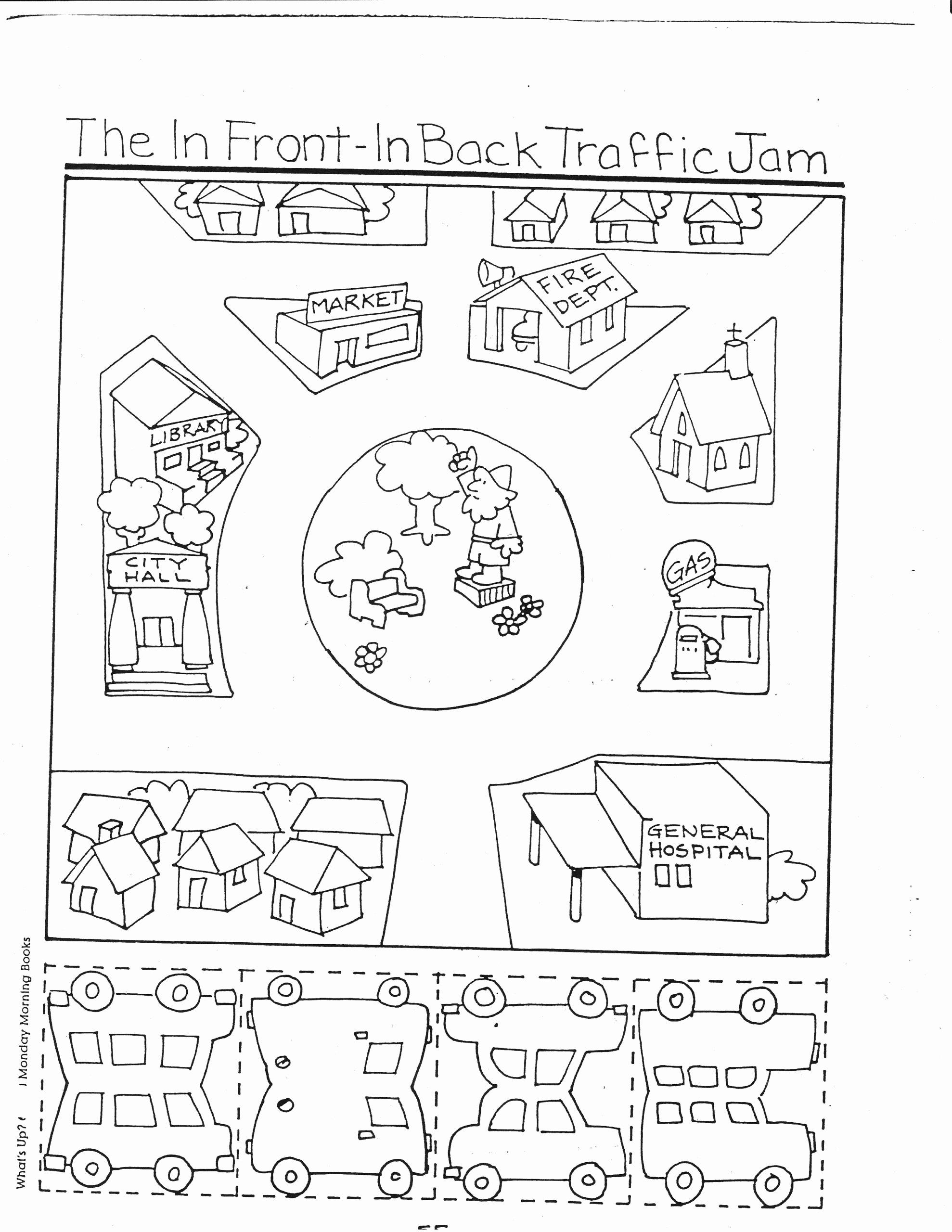 hight resolution of Transportation Worksheets for Preschoolers New Transportation Shadow  Matching Worksheet 1 – Printable Worksheets for Kids