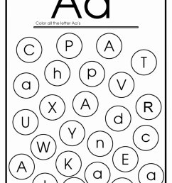 Worksheets for Preschoolers On Letters Awesome Worksheet Preschool Letter Worksheets  Worksheet Ideas Pdf – Printable Worksheets for Kids [ 1449 x 1024 Pixel ]