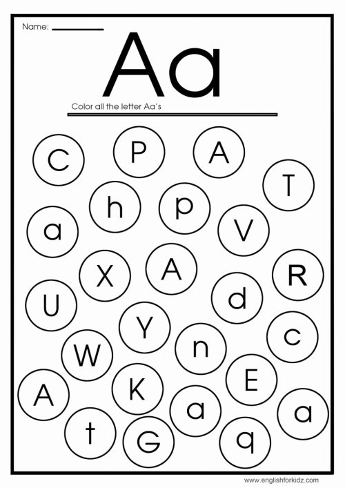 small resolution of Worksheets for Preschoolers On Letters Awesome Worksheet Preschool Letter Worksheets  Worksheet Ideas Pdf – Printable Worksheets for Kids
