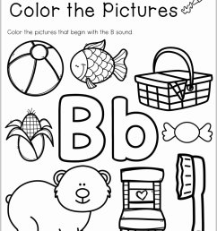 Worksheets for Preschoolers On Letters Lovely Worksheets Free Letter the  Week Worksheets Preschool – Printable Worksheets for Kids [ 1382 x 1068 Pixel ]