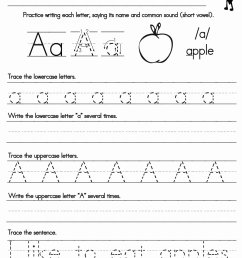 Writing Abc Worksheets for Preschoolers Awesome Tracing Letters Preschool  Worksheets Letter Alphabet Writing – Printable Worksheets for Kids [ 1514 x 1155 Pixel ]