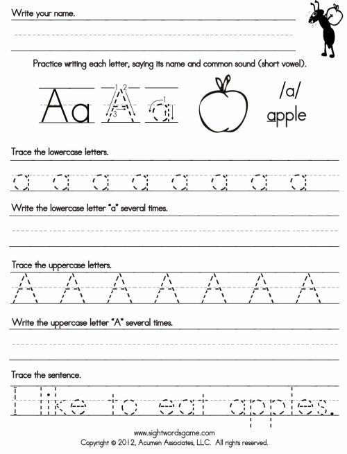 small resolution of Writing Abc Worksheets for Preschoolers Awesome Tracing Letters Preschool  Worksheets Letter Alphabet Writing – Printable Worksheets for Kids