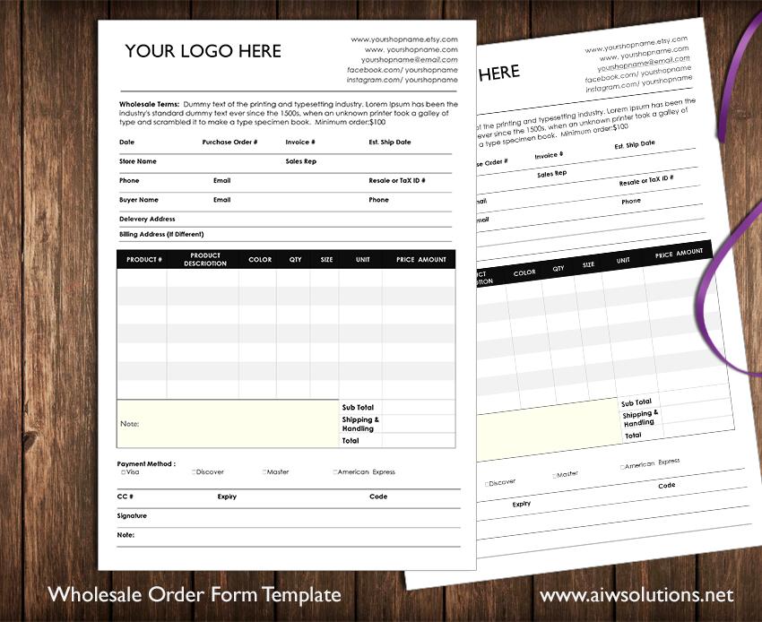 Custom Catalog Custom Line Sheet Line Sheet Design
