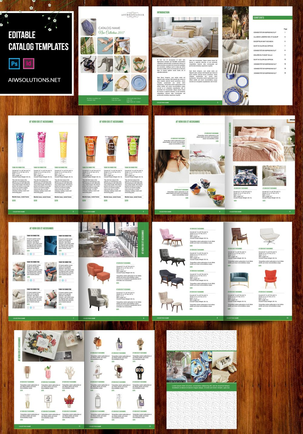 product catalog template for hat catalog shoe catalog template hand bag template accessory