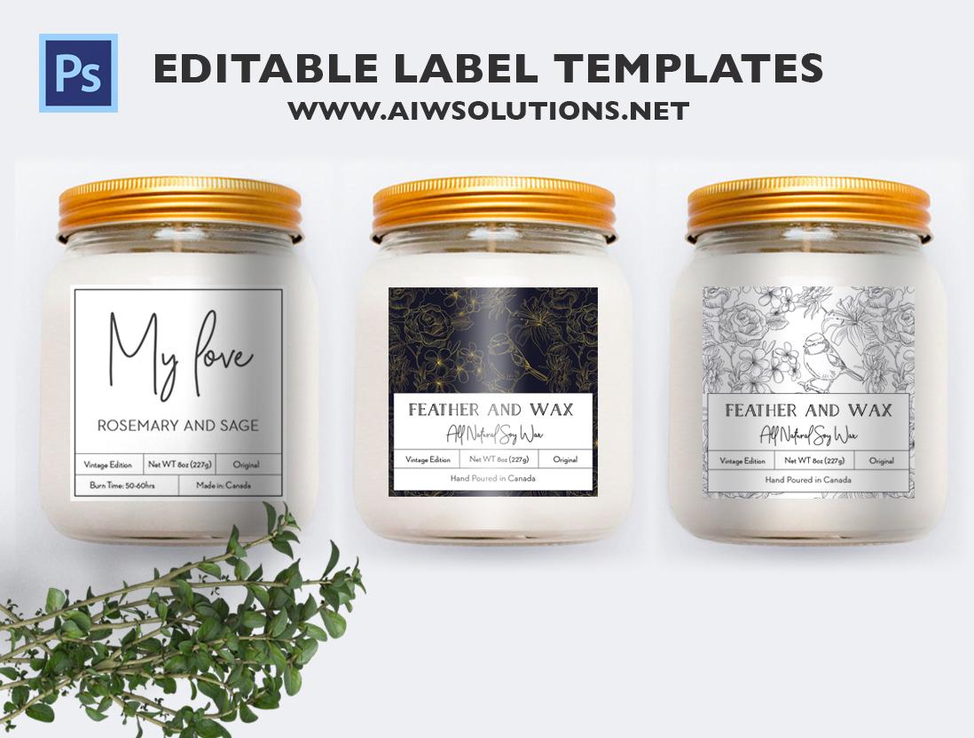 Home / Shop / Label Templates