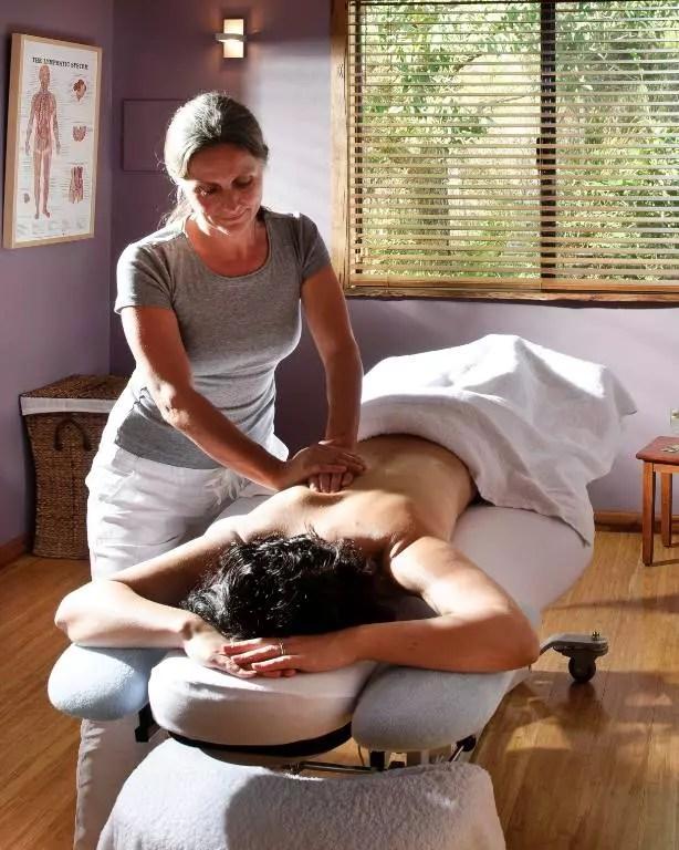 Massage service - Aiyana Retreat
