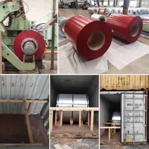 RAL3011 PPGI export to Guinea