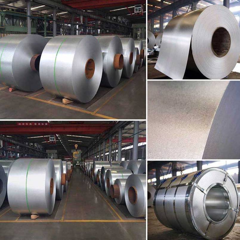 Galvalume Steel Coil/Sheet/Strip/Roll