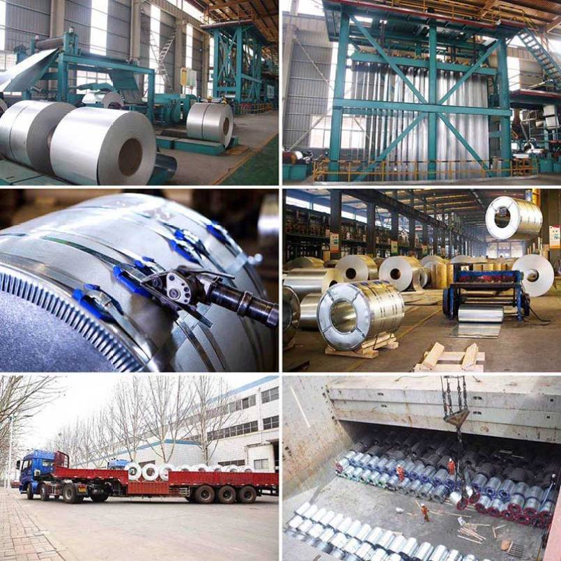 Aluzinc Steel Coil/Sheet/Strip/Roll supplier