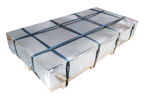Steel Sheet Packaging