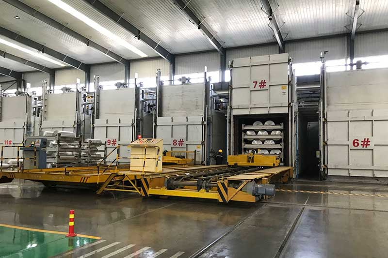 Aluminum Foil Factory