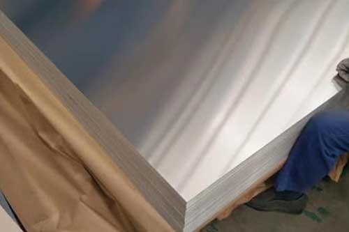 Foglio di alluminio 1070