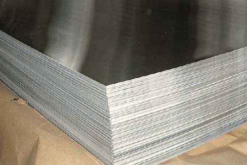 Foglio di alluminio 2014
