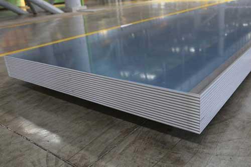 Foglio di alluminio 2024