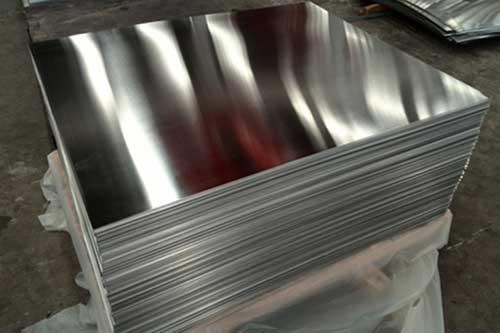 Foglio di alluminio 3004