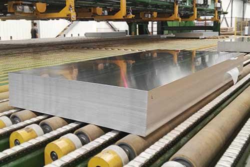 Foglio di alluminio 5A03