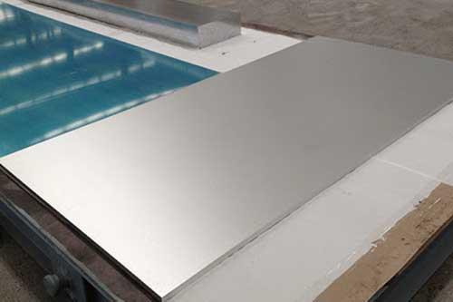 Foglio di alluminio 7A09