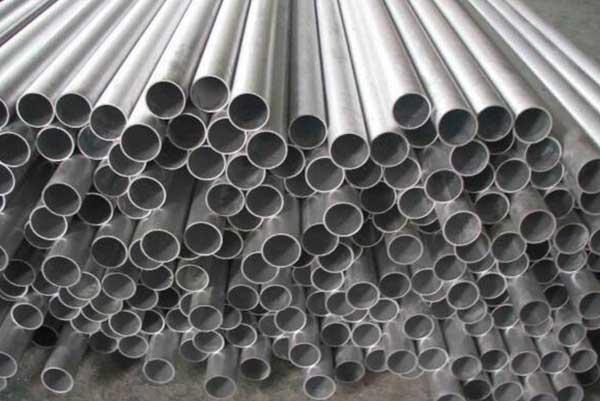 Tubo de Alumínio de Parede Fina