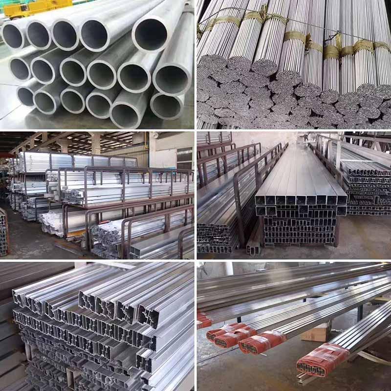 fornecedor de tubo de alumínio