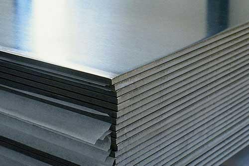 Foglio di alluminio 1100
