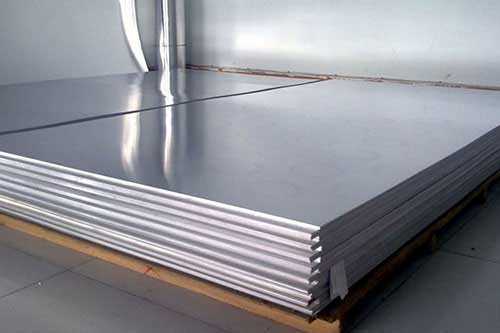 Foglio di alluminio 5083