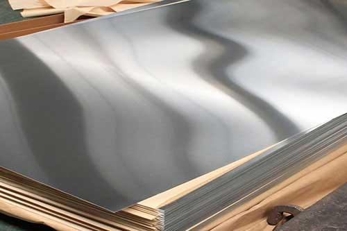 Foglio di alluminio 7075
