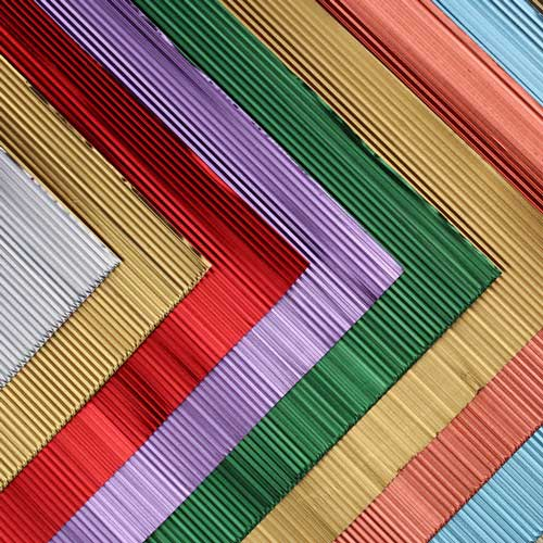 Corrugated Foil