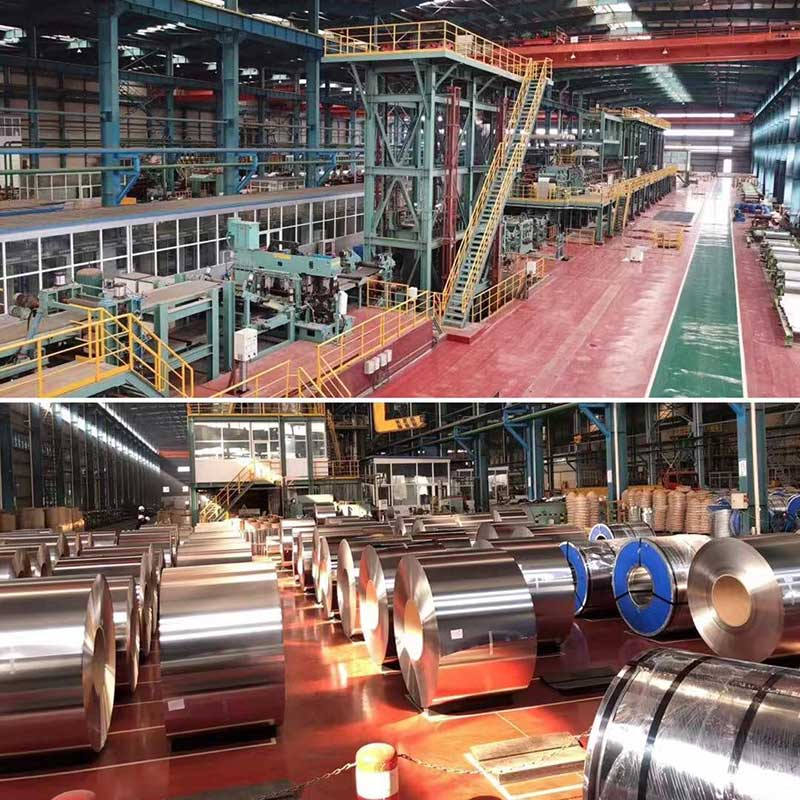 tin free steel factory