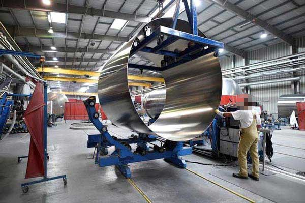 Aluminum plate is used for liquid tanker manufacturing