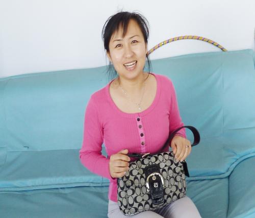 艾園秀:Coach Lady 5 (蔻奇美眉5)——有減肥勵志功效   艾園