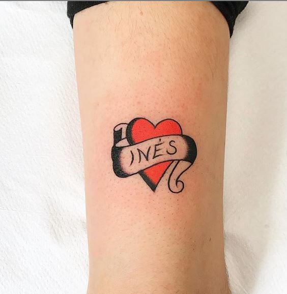 Tatuajes Pequeños En Pamplona Aizkora Tattoo