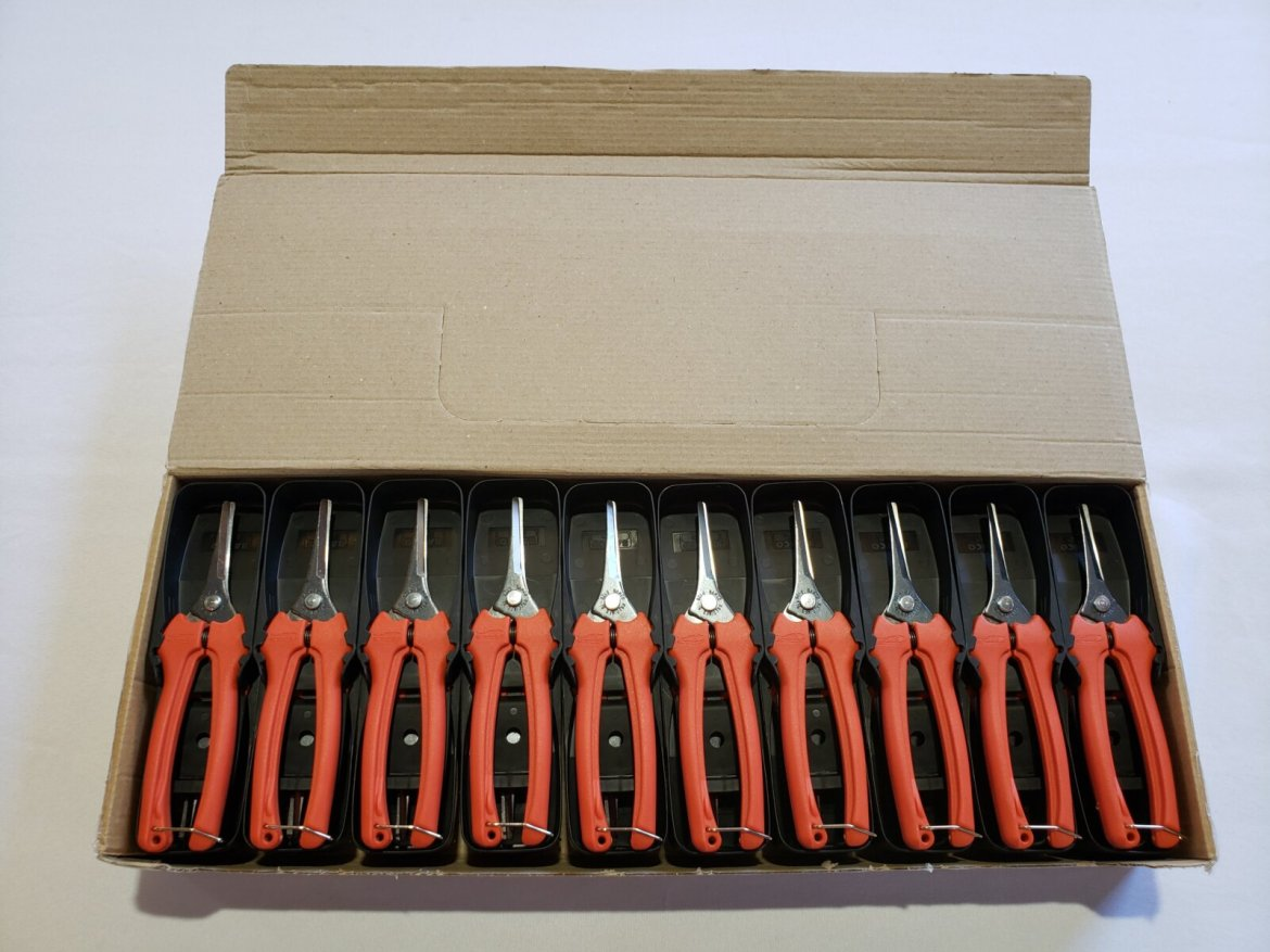 Bahco Thinning Shears Master Pack