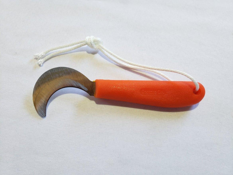 Grape Knife, Organic, Non-Serrated Blade
