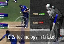 DRS Technology in Cricket