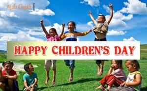 बाल दिवस की शुभकामनाएं | Happy Children's Day Quotes