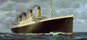 टाइटैनिक जहाज से जुड़े रोचक तथ्य…