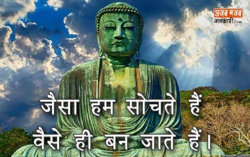 gautam buddha suvichar in hindi