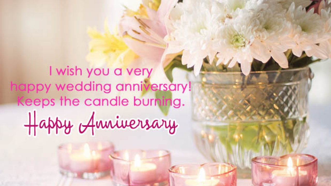 Happy Marriage Anniversary Wishes For Husband Wife On Facebook In English