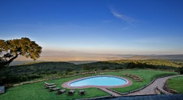 Ngorongoro sopa lodge tanzania crater rim private safaris