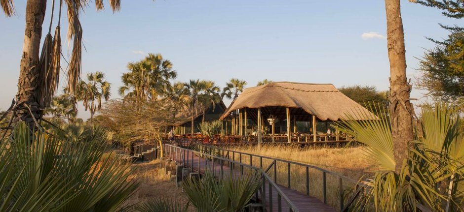 Maramboi Tented Camp near Lake Manyara and Tarangire National Park