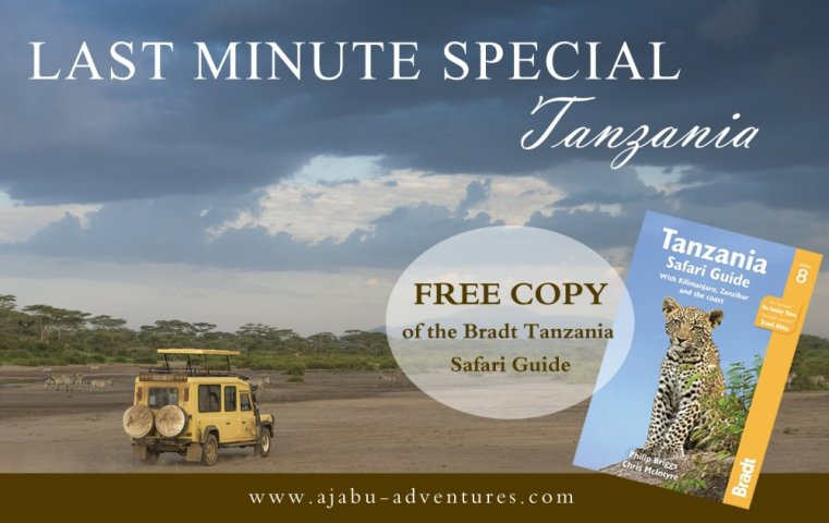 October Last Minute Special Tanzania
