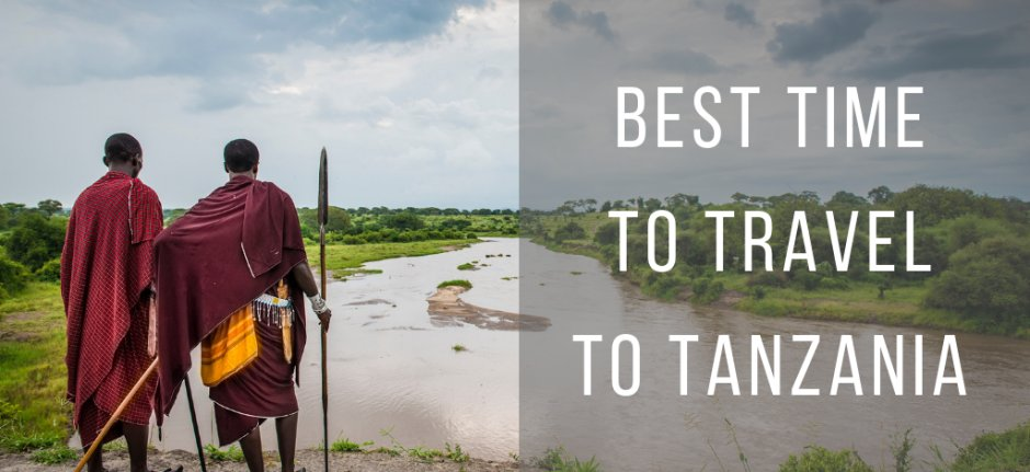 Best time to travel to Tanzania for private safari