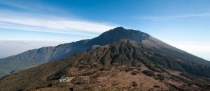 Mount Meru private climbing expedition