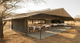 kati kati tented camp serengeti tanzania private holidays