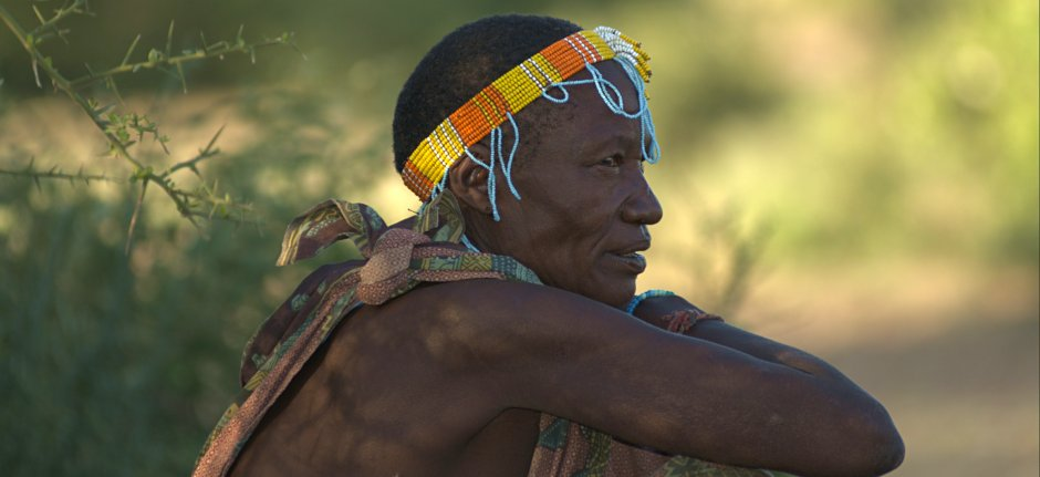 In the footsteps of the Hadzabe tribe in Tanzania
